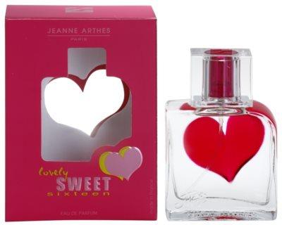 Jeanne Arthes Lovely Sweet Sixteen eau de parfum nőknek
