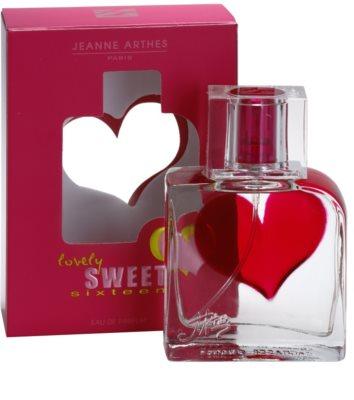 Jeanne Arthes Lovely Sweet Sixteen Eau de Parfum für Damen 1