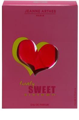 Jeanne Arthes Lovely Sweet Sixteen Eau de Parfum für Damen 4