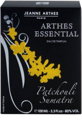 Jeanne Arthes Arthes Essential Patchouli Sumatra parfémovaná voda pro ženy 4