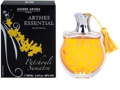 Jeanne Arthes Arthes Essential Patchouli Sumatra Eau de Parfum para mulheres