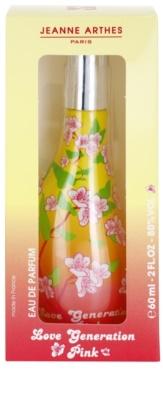 Jeanne Arthes Love Generation Pink Eau de Parfum für Damen