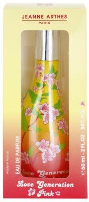 Jeanne Arthes Love Generation Pink eau de parfum nőknek