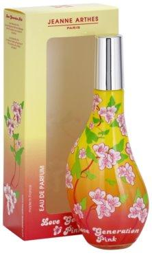 Jeanne Arthes Love Generation Pink Eau de Parfum para mulheres 2