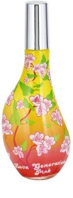 Jeanne Arthes Love Generation Pink eau de parfum para mujer 3