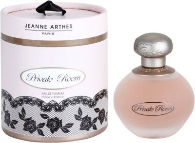 Jeanne Arthes Private Room Eau de Parfum para mulheres