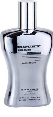 Jeanne Arthes Rocky Man Irridium Eau de Toilette pentru barbati 2