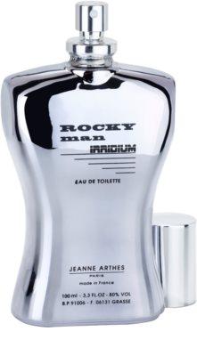 Jeanne Arthes Rocky Man Irridium Eau de Toilette para homens 3