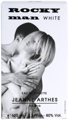 Jeanne Arthes Rocky Man White Eau de Toilette für Herren 4