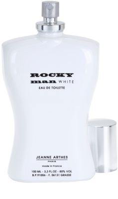 Jeanne Arthes Rocky Man White eau de toilette para hombre 3