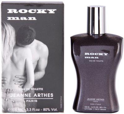 Jeanne Arthes Rocky Man eau de toilette para hombre
