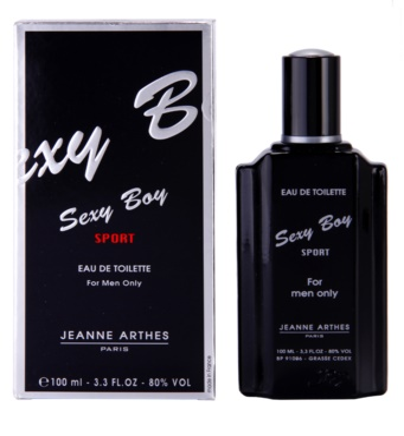 Jeanne Arthes Sexy Boy Sport woda toaletowa dla mężczyzn