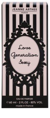 Jeanne Arthes Love Generation Sexy parfumska voda za ženske 4