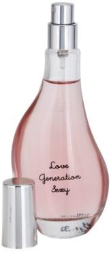 Jeanne Arthes Love Generation Sexy eau de parfum para mujer 3
