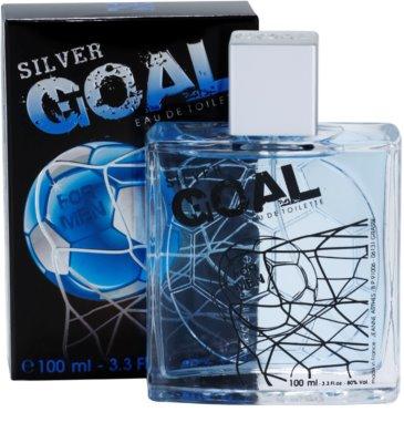 Jeanne Arthes Silver Goal toaletna voda za moške 1