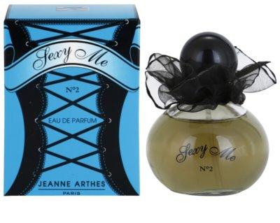 Jeanne Arthes Sexy Me No. 2 parfumska voda za ženske