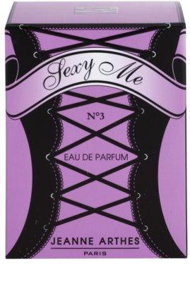 Jeanne Arthes Sexy Me No. 3 Eau de Parfum para mulheres 4