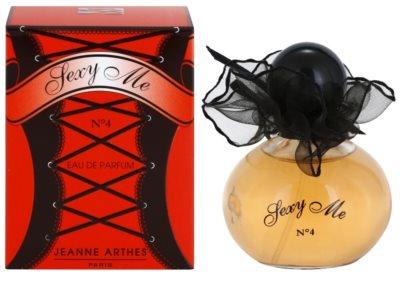 Jeanne Arthes Sexy Me No. 4 eau de parfum nőknek