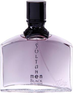 Jeanne Arthes Sultane Black Men eau de toilette férfiaknak 2