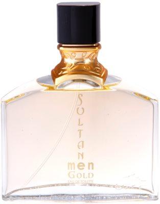 Jeanne Arthes Sultane Gold Men eau de toilette férfiaknak 2