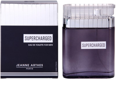 Jeanne Arthes Supercharged тоалетна вода за мъже