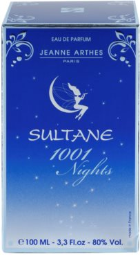 Jeanne Arthes Sultane 1001 Nights eau de parfum nőknek 4