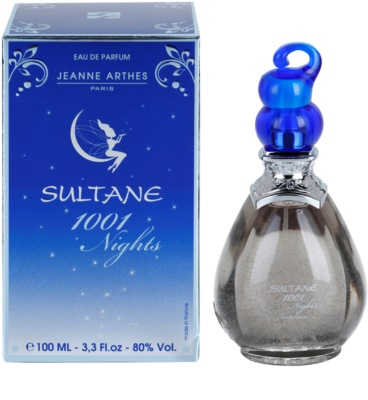 Jeanne Arthes Sultane 1001 Nights Eau de Parfum para mulheres