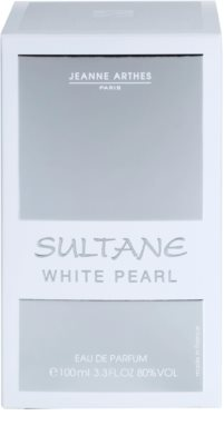 Jeanne Arthes Sultane White Pearl парфюмна вода за жени 4