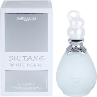 Jeanne Arthes Sultane White Pearl Eau de Parfum für Damen
