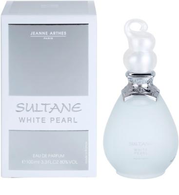 Jeanne Arthes Sultane White Pearl eau de parfum para mujer