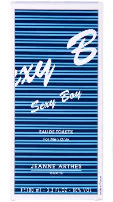 Jeanne Arthes Sexy Boy eau de toilette para hombre 4