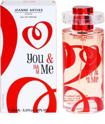 Jeanne Arthes You & Me Eau de Parfum para mulheres