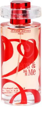 Jeanne Arthes You & Me Eau de Parfum für Damen 2