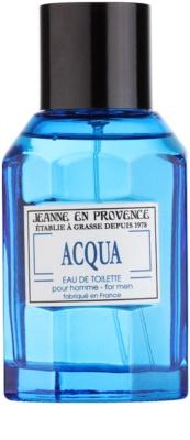 Jeanne en Provence Acqua toaletna voda za moške
