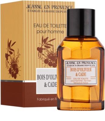 Jeanne en Provence Olive Wood & Juniper Eau de Toilette für Herren 1