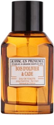 Jeanne en Provence Olive Wood & Juniper Eau de Toilette für Herren