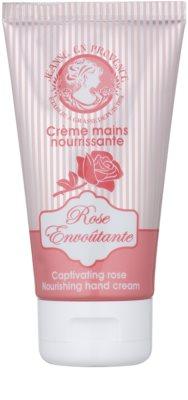 Jeanne en Provence Captivating Rose eine Crem zum Schutz von Händen und Nägeln