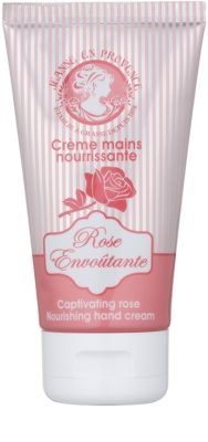 Jeanne en Provence Captivating Rose крем для рук та нігтів