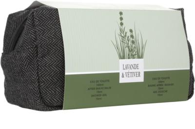 Jeanne en Provence Lavander & Vétiver подаръчен комплект 1