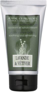 Jeanne en Provence Lavander & Vétiver balzám po holení pro muže