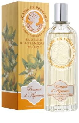 Jeanne en Provence Bouquet d´Agrumes Eau de Parfum para mulheres 1