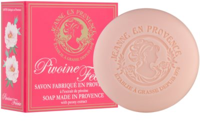 Jeanne en Provence Pivoine Féérie Perfumed Soap for Women