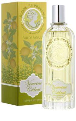 Jeanne en Provence Verveine Cédrat Eau De Parfum pentru femei 1
