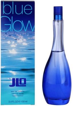 Jennifer Lopez Blue Glow toaletní voda pro ženy