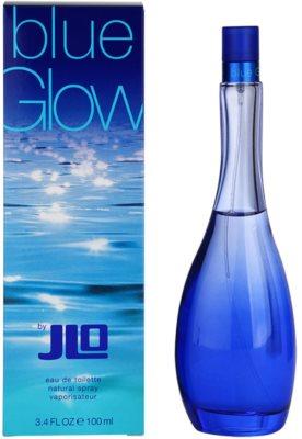 Jennifer Lopez Blue Glow туалетна вода для жінок