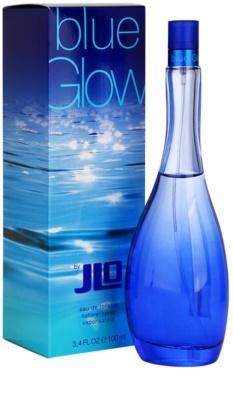 Jennifer Lopez Blue Glow Eau de Toilette pentru femei 1
