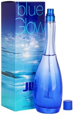 Jennifer Lopez Blue Glow Eau de Toilette pentru femei 2