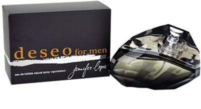 Jennifer Lopez Deseo for Men Eau de Toilette for Men