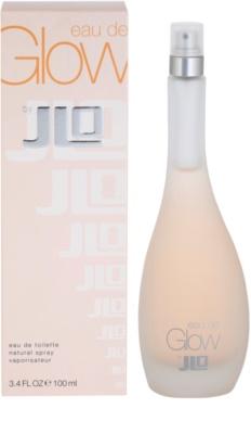 Jennifer Lopez Eau de Glow Eau de Toilette para mulheres
