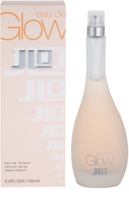 Jennifer Lopez Eau de Glow туалетна вода для жінок